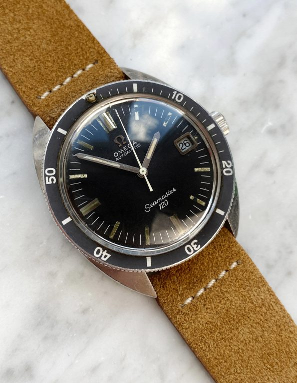 Beautiful Omega Seamaster 120 Automatic Vintage Date