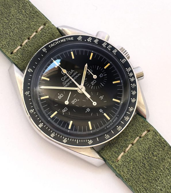 Amazing 1991 Tritium Omega Speedmaster Professional 145022