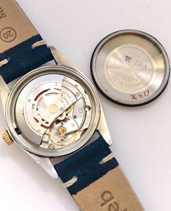 Rolex Datejust Diamond Dial Vintage Ref 16000