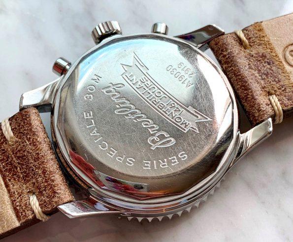 Breitling Montbrilliant Navitimer Triple Date Moonphase