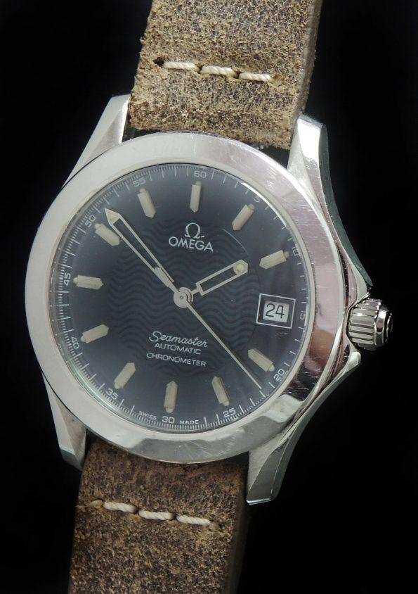Omega Jacques Mayol Limited Seamaster 120 Chronometer