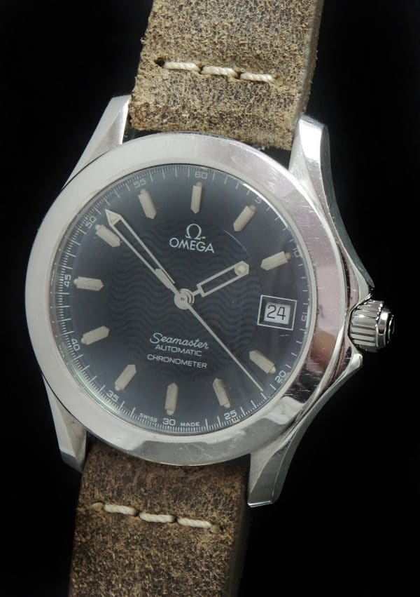 Omega Jacques Mayol Limited Seamaster 120 Chronometer