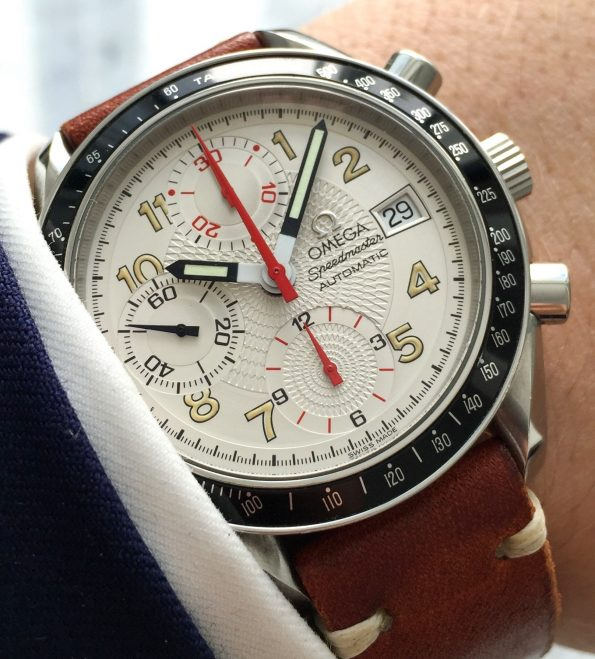 Omega Speedmaster Automatic Reduced Racing