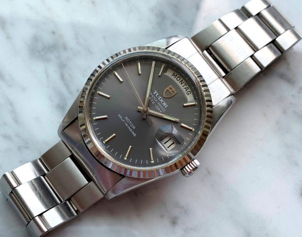 Tudor Oyster Prince Day Date