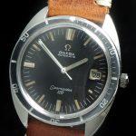 Vintage Omega Seamaster 120 Automatik Datum