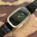 gm451 omega lady black dial (8)