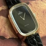 gm451 omega lady black dial (9)