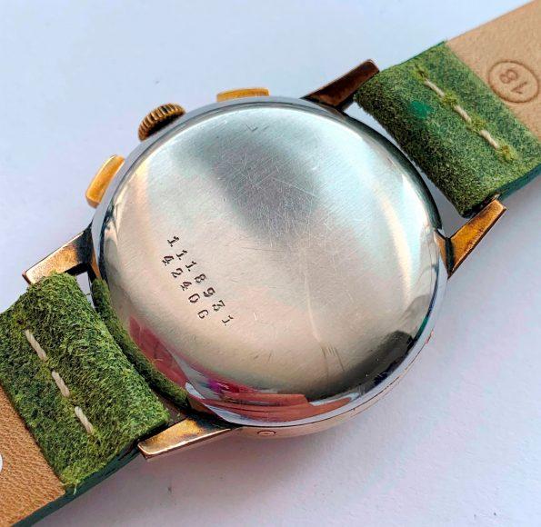Universal Genève Tri-Compax Vintage Triple Date Moonphase Chronograph