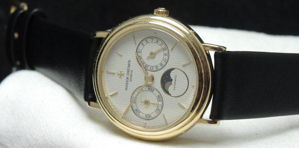 Vacheron Constantin Day Date Moonphase Patrimony Gold