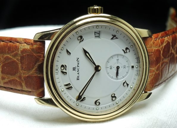 Blancpain Villeret Solid Gold 36mm Automatic