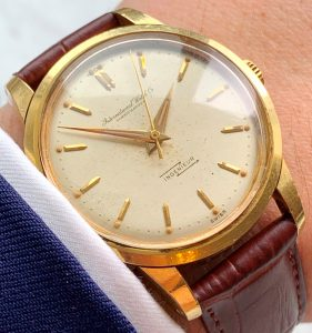 [:en]Investment Grade 18k Solid Gold IWC Ingenieur Ref 666 FULL SET[:de]Investment Grade 18k Vollgold IWC Ingenieur Ref 666 FULL SET[:]