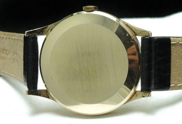 Vintage IWC Ref 347 Caliber 89 Solid Gold