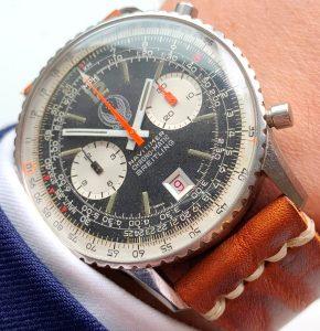 [:en]Rare Breitling Navitimer Chronomatic UAE Dial[:de]Seltene Breitling Navitimer Chronomatic VAE Ziffernblatt[:]