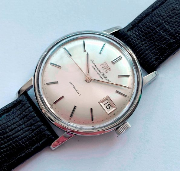 Vintage IWC Automatic Ref 802A