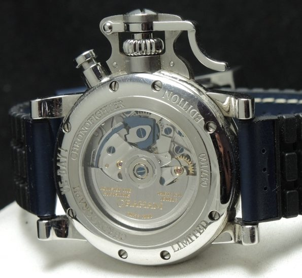 TOP PRICE Graham VE Day Chronograph Chronofighter Limited Edition of 100