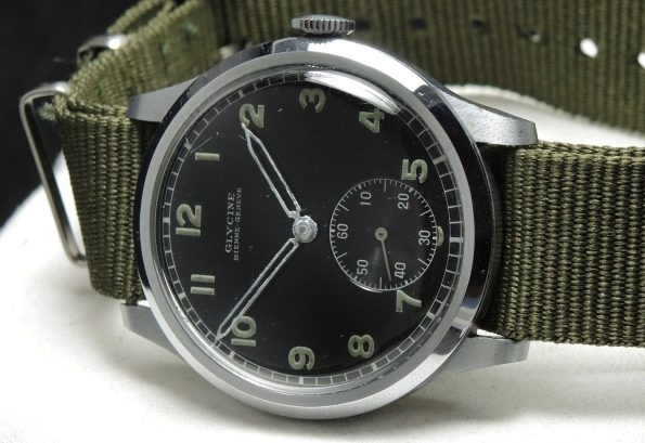 Glycine Military 37mm from 1940