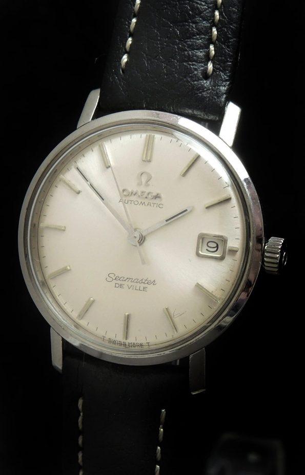 Great Vintage Omega Automatic Seamaster De Ville