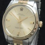 Two Tone Rolex Oyster Perpetual Ref 1005