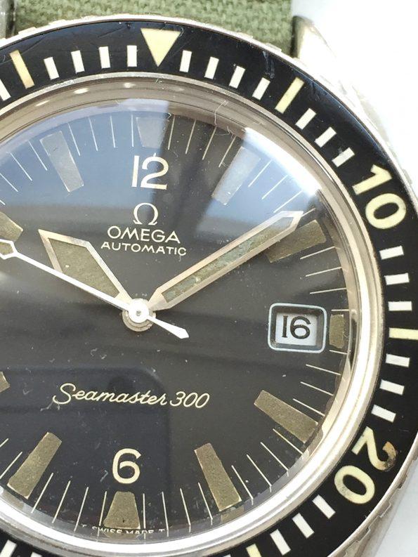Omega Seamaster 300 Vintage Automatic Pre James Bond