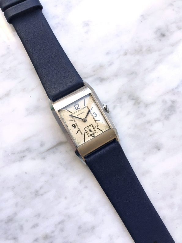 Longines Tank Sector Dial Vintage