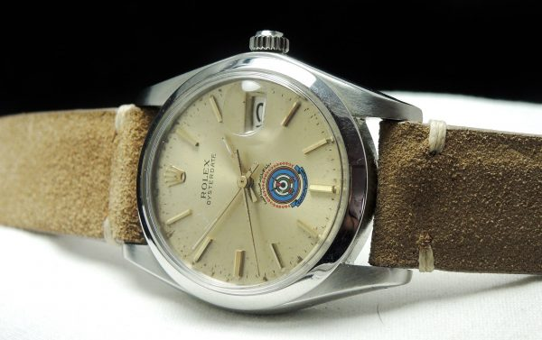 Rare Rolex Oyster Date Arab Military Dial UAE