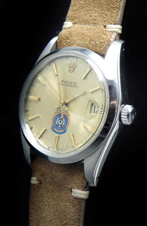 Seltene Rolex Oyster Date Arab Military Dial UAE