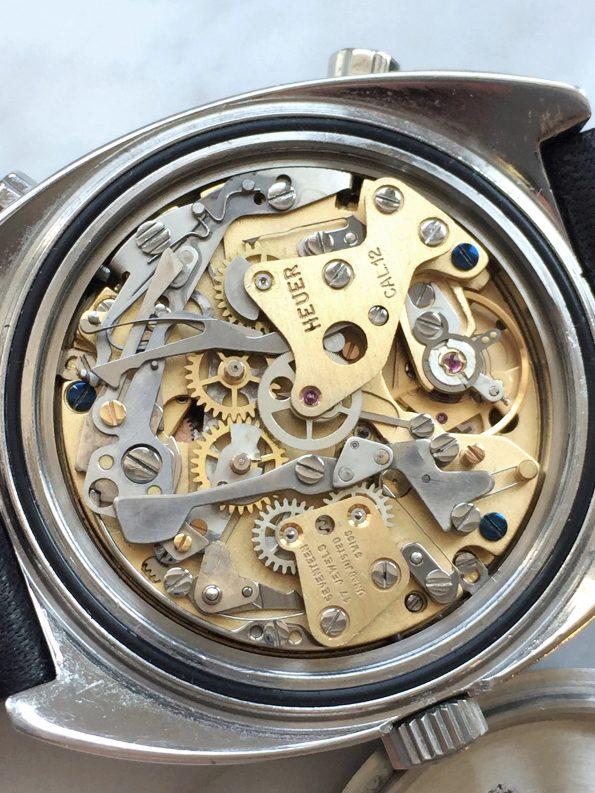 Vintage Heuer Autavia Chronograph Automatic Viceroy