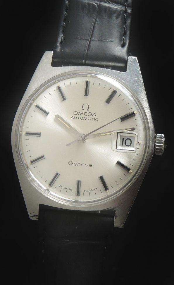 Omega Geneve Automatic Steel Vintage