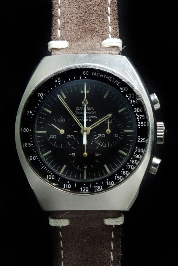 Original Omega Speedmaster Mark 2 II Tritium Dial