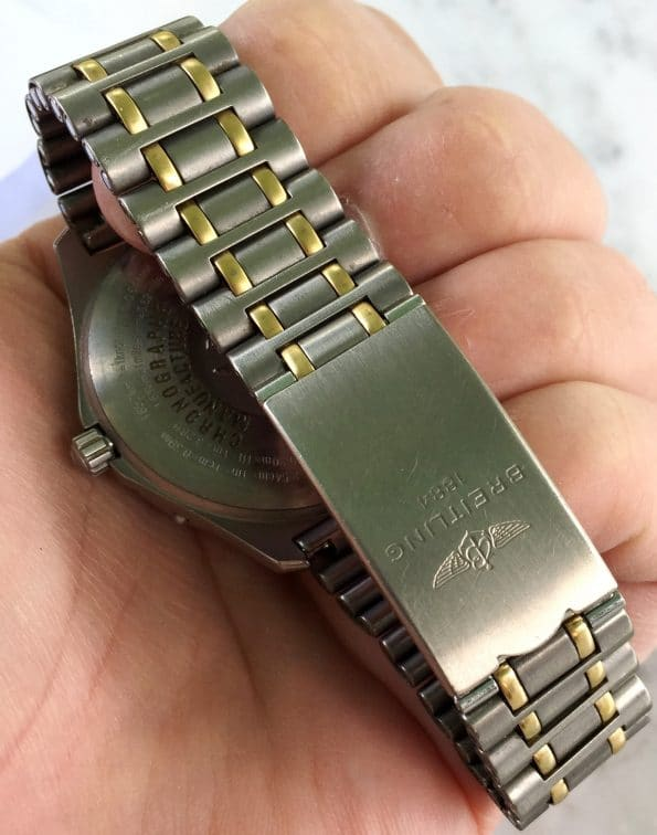 Number 002/200 LIMITED Breitling Aerospace Full Set AUSTRIAN AIR FORCE