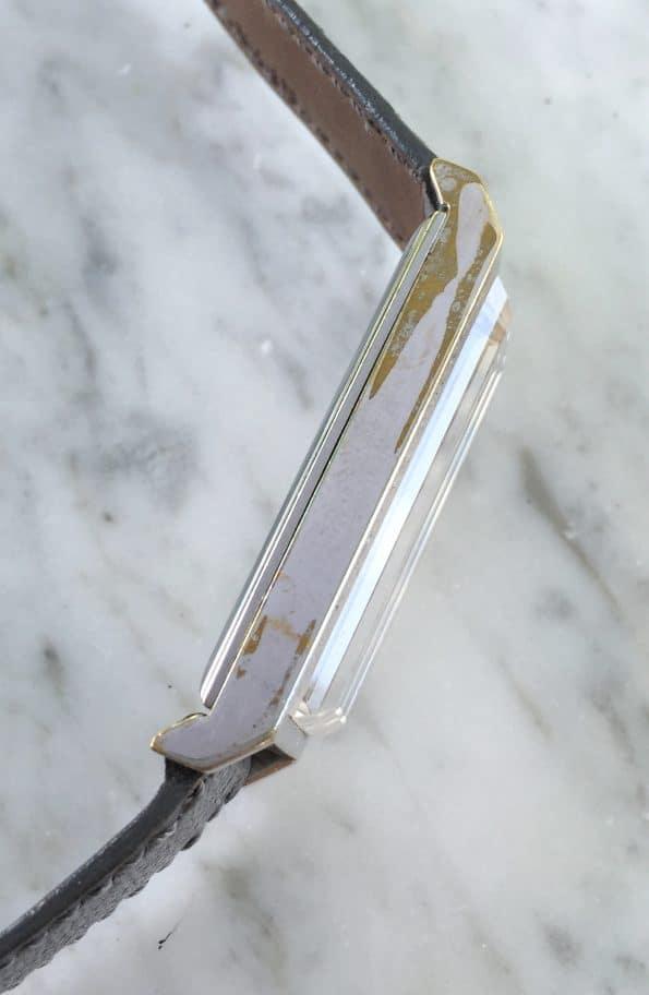 """42mm """"lange"""" Omega De Ville 1970er TANK 155007 Vintage Curvex"""
