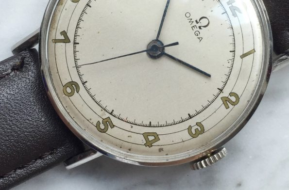Vintage Omega 30t2 Central Seconds