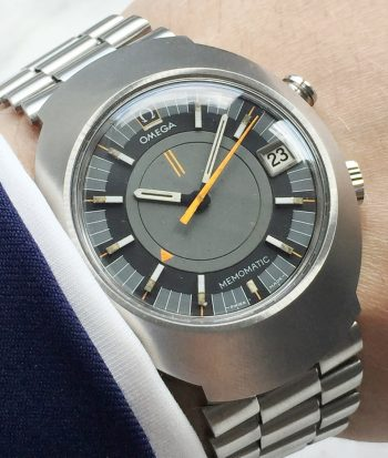 Omega Vintage Memomatic Automatik TOP ZUSTAND