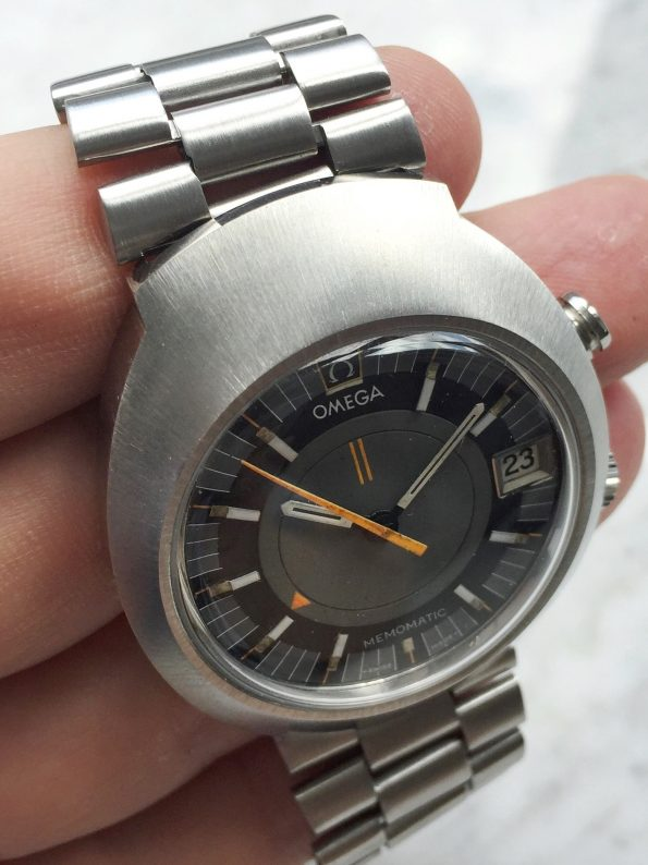 Omega Vintage Memomatic Automatic GREAT CONDITION