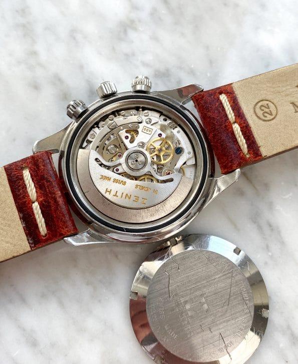 "Vintage Zenith el Primero de Luca ""Zenith Daytona"" Chronograph MK5 022310400"