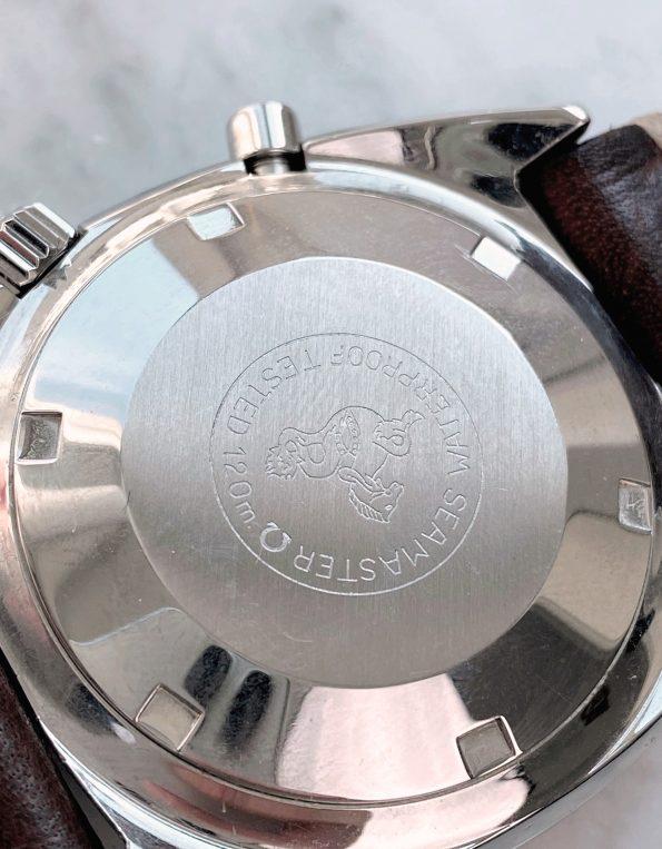 Sharp Case Vintage Omega Seamaster Chronostop 41mm
