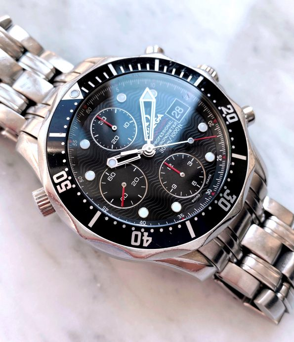 Omega Seamaster 300 Professional James Bond 41mm Chronograph
