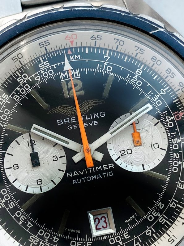 Breitling Old Navitimer Iraqi Air Force 1806 Automatik