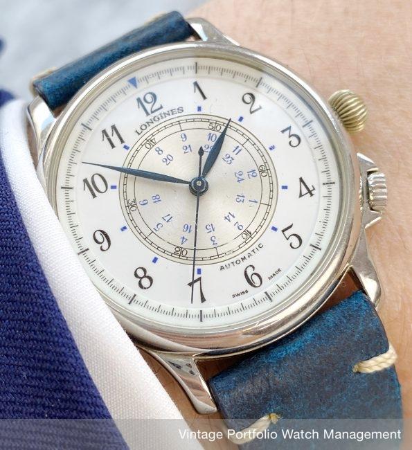 Limited Longines Weems Navigation Watch Automatic