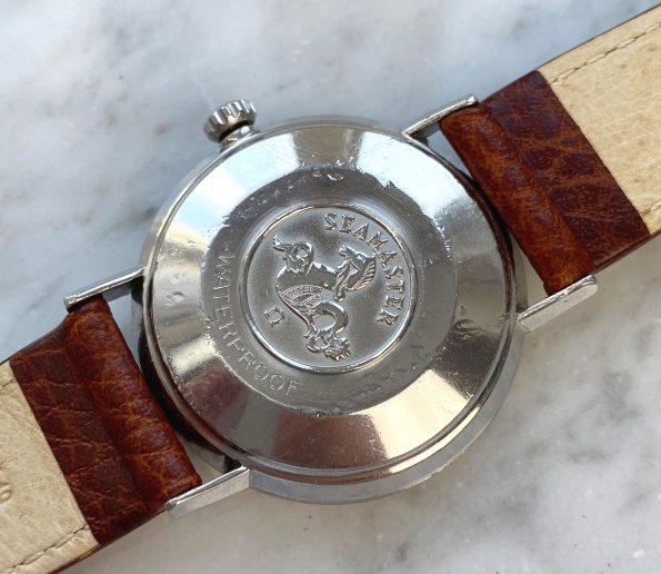 Omega Seamaster Pre De Ville Automatic Vintage Crosshair Dial