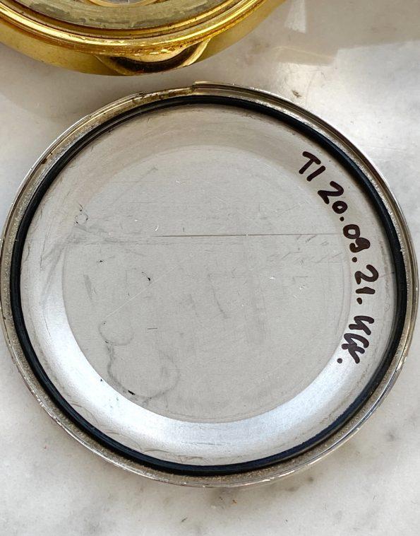 RARE Glashütte GUB Q1 Chronometer Automatic Serviced