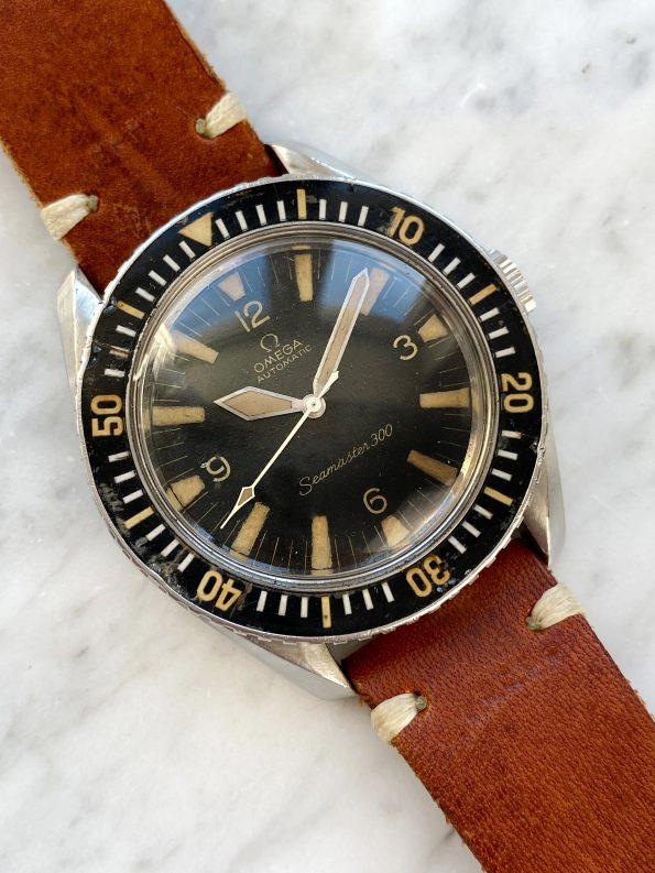 Stunning Omega Seamaster 300 Automatic Vintage Diver 165.024