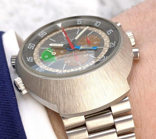 Top Condition Omega Flightmaster Vintage Chronograph 145013