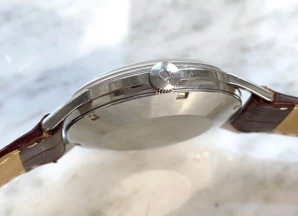 Omega Seamaster 30 Vintage Grey Linen Dial