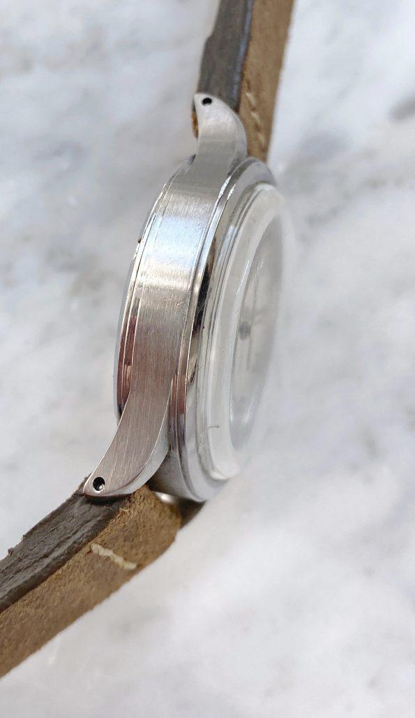 35mm Vintage Omega Handwinding 2179 thick steel case