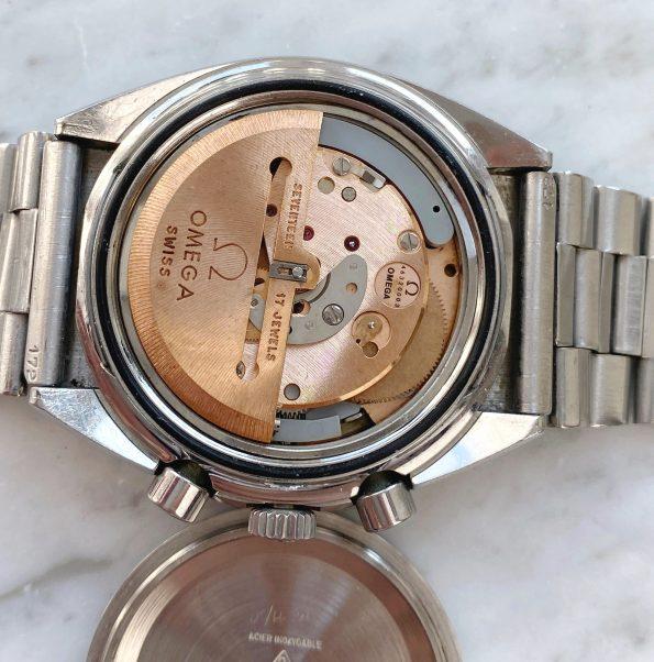 Serviced Omega Speedmaster Automatic Mark 4.5 Chronograph 1760012