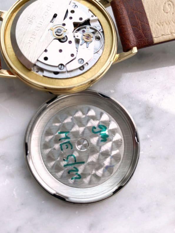 Vintage GUB Glashütte Spezimatic Fully Restored Automatic