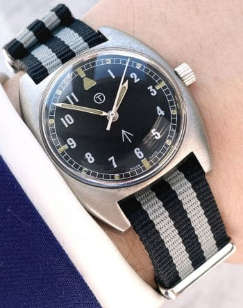 Serviced CWC Military Vintage Watch Broad Arrow