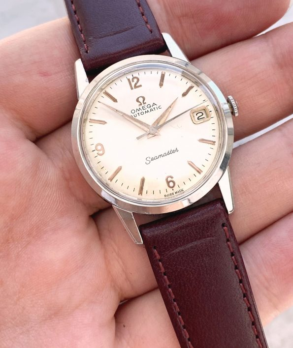 Serviced Omega Seamaster Pre De Ville Automatic Vintage Date 14760