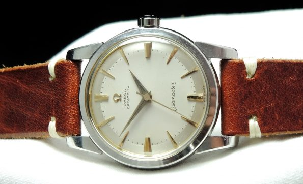 Investment Grade Omega Seamaster Automatic Big Seahorse